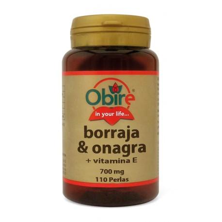 BORRAJA & ONAGRA 700 MG. 110 PERLAS