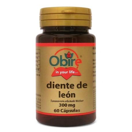 DIENTE DE LEÓN 300 MG. 60 CÁPSULAS