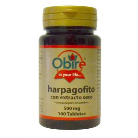 HARPAGOFITO 500 MG. (EXT. SECO) 100 COM.