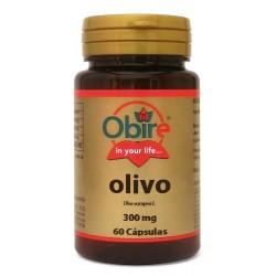OLIVO 300 MG. 60 CÁPSULAS