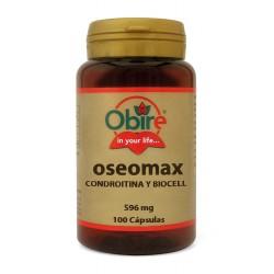 OSEOMAX 470 MG.(CONDROITINA+COLÁGENO) CÁP.