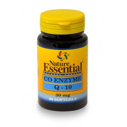 CO-ENZYMA Q10 (30 MG.) 60 PERLAS