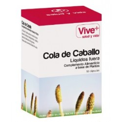 Cola de Caballo Vive plus 50 cápsulas