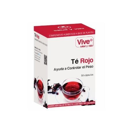 Té Rojo Vive+