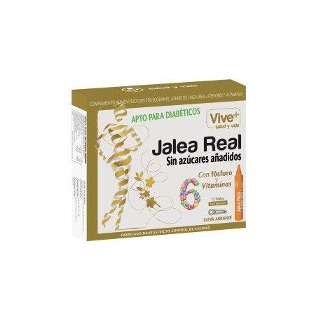 Jalea Real Adultos Vive+ Unicadose