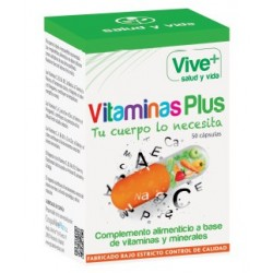 Vitaminas plus Vive+