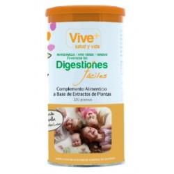 Digestiones Fáciles Niños Felices Vive+