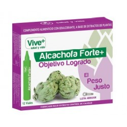 Alcachofa Forte Vive+ 12 Viales