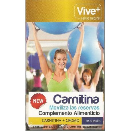 Carnitina Vive+