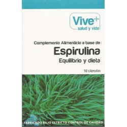 Espirulina Vive +