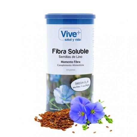 Fibra Semillas de Lino Vive+ 325gr