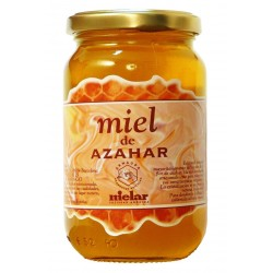 Miel Azahar 500gr Natural