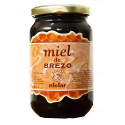 Miel de Brezo 500gr Natural