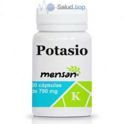 Potasio K Gluconato capsulas Mensan